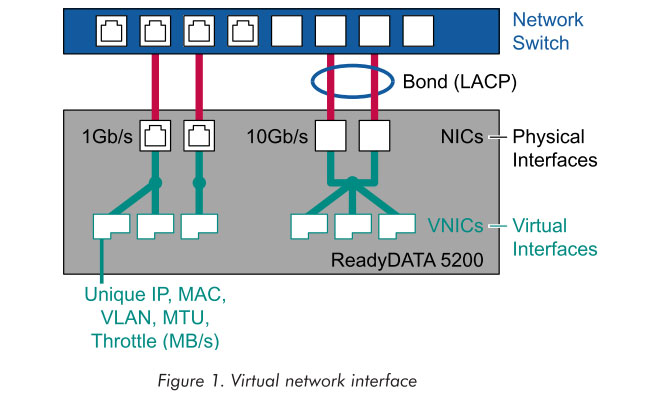virtual network interface